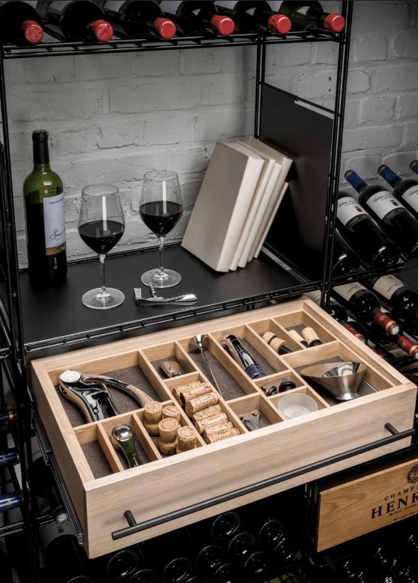 l atelier du vin city rack compact