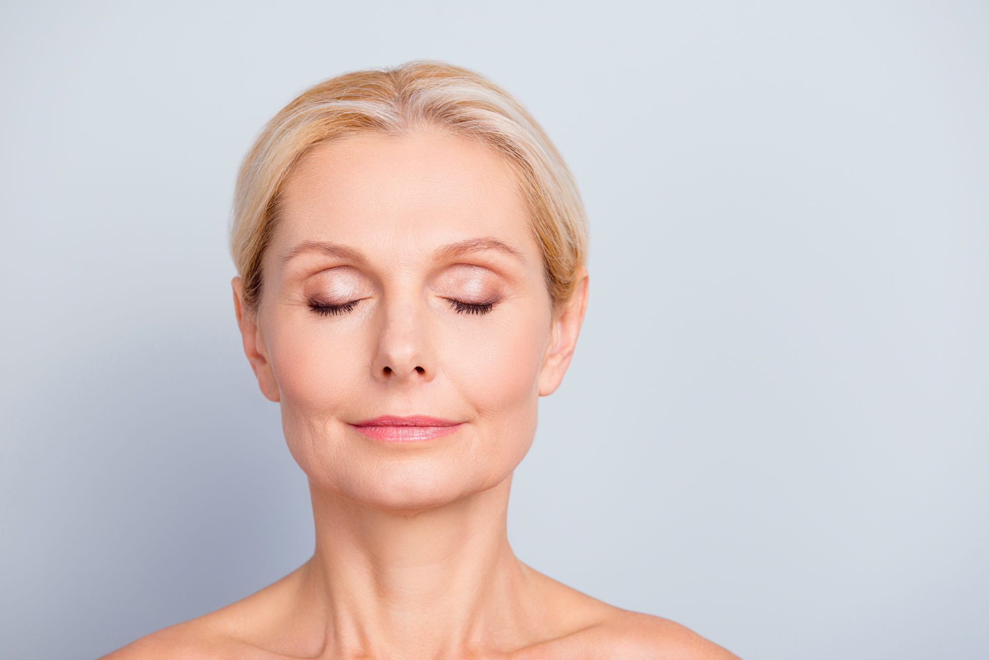 Relax Neck Bands and Wrinkles Safely with Botox