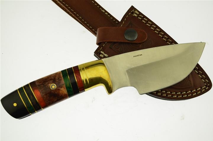 Knife Blade Made Of Bone