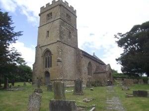 Seavington St Mary church