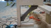 Cut Timber Okanagan Valley Hybrid Frame