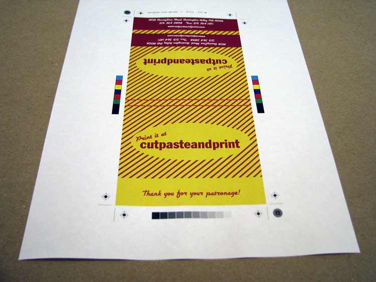 Proof What Does That Mean Cutpasteandprint Print Design In