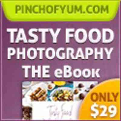 Tip #1: Natural Lighting in Food Photography