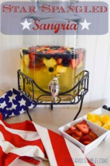 star spangled sangria