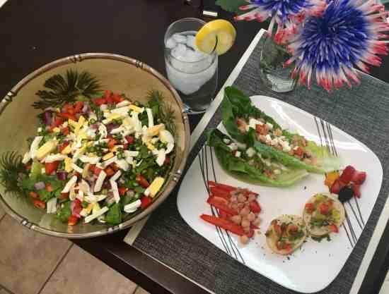 week 1 lunch