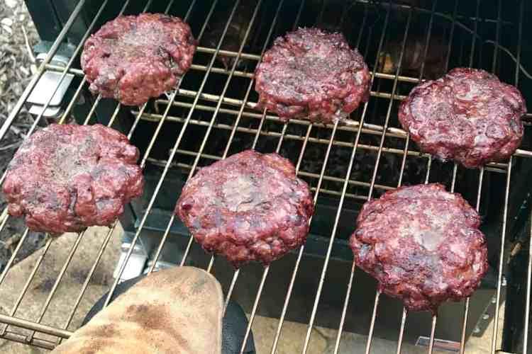 Smoked Burgers