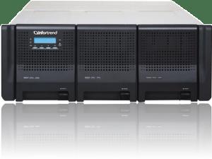 RAID GIS data appliance storage