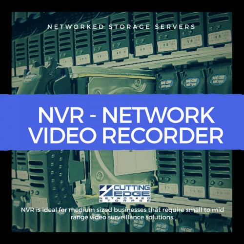 network video recorder NVR