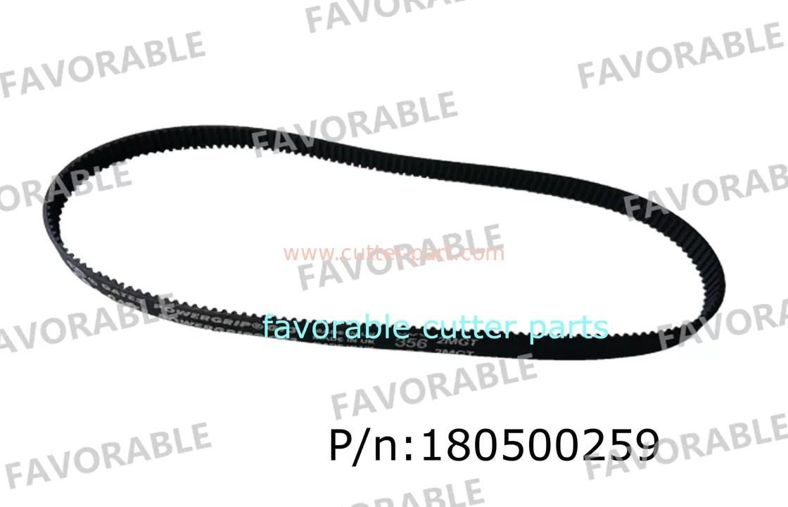 Black Timing Belt 2mm Pitch Suitable For Cutter Xlc7000
