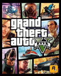 gta5-Grand Theft Auto 5 cover