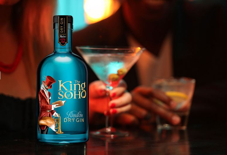 The King of Soho Launches in London