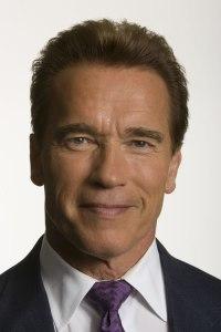 Arnold Schwarzenegger official pic