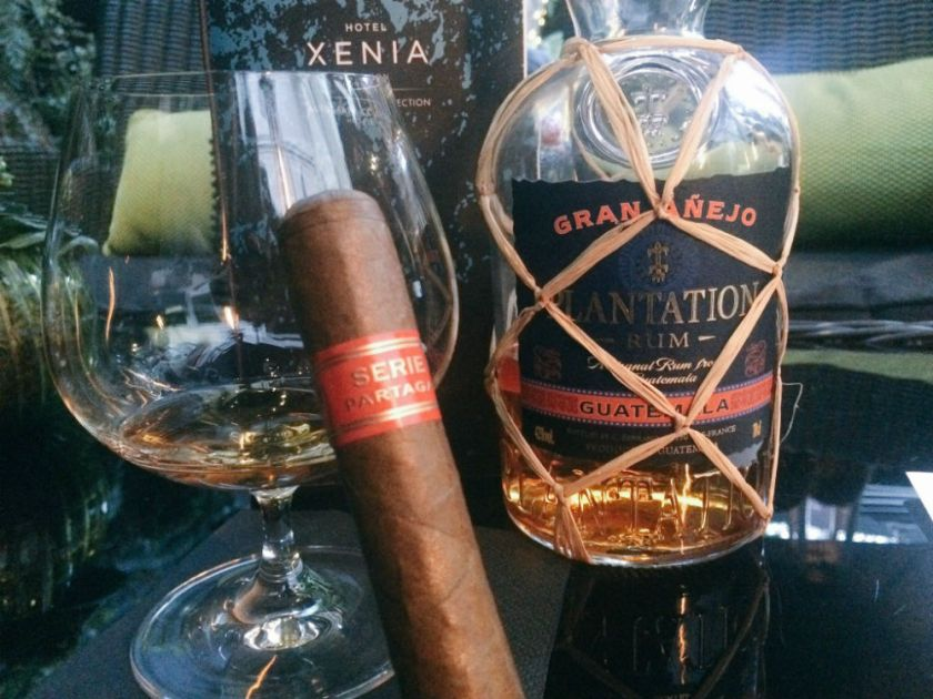 Xenia Hotel - Cigar Rum Event7