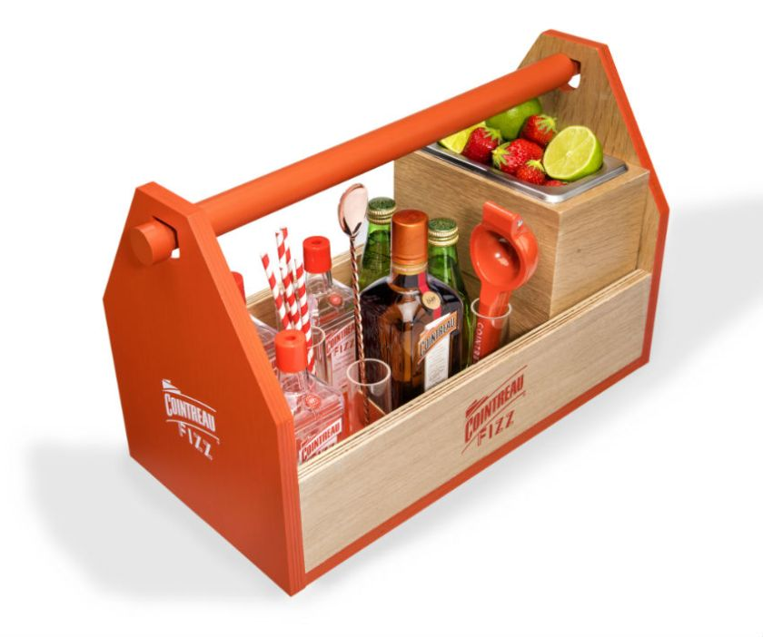 Cointreau Summer Fizz Cocktail Kit2