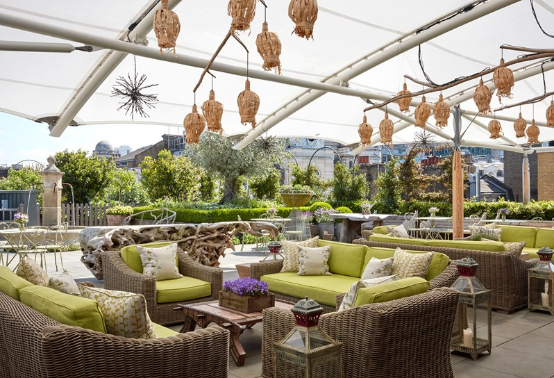Ham Yard-roof-terrace