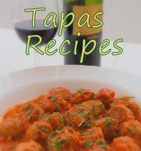 Tapas Recipes from Andalucia  Spain and all around the Mediterranean  Tasty  Easy Appetisers