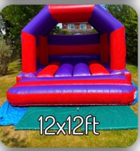 kids castle 12x12ft with roof