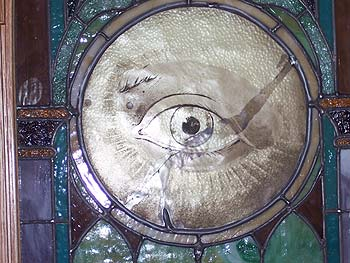 Image result for church window eye