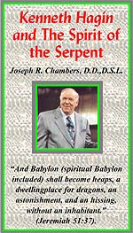 CHARISMATIC DELUSION: KENNETH HAGIN AND THE SPIRIT OF THE