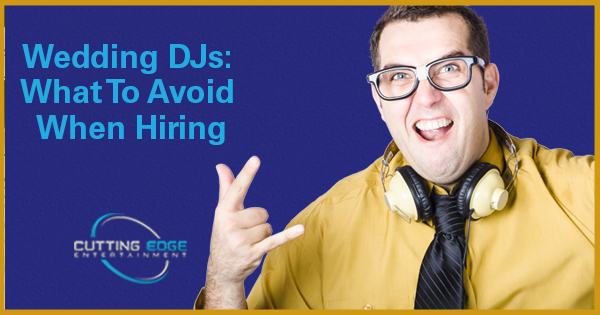 texas wedding dj tips