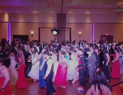 Dj school dance