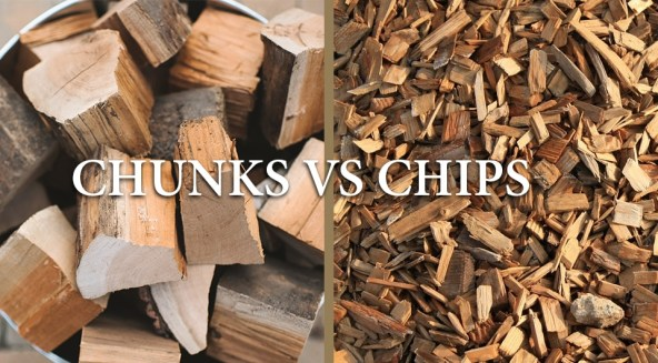 Wood Chunks Vs Chips - Which is best for smoking?