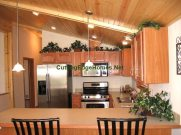 Optional Cedar Ceiling
