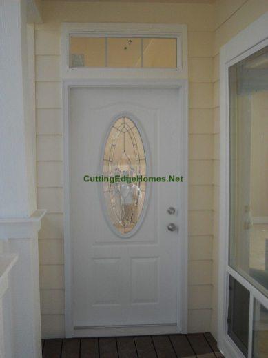 Optional Door w/Transom