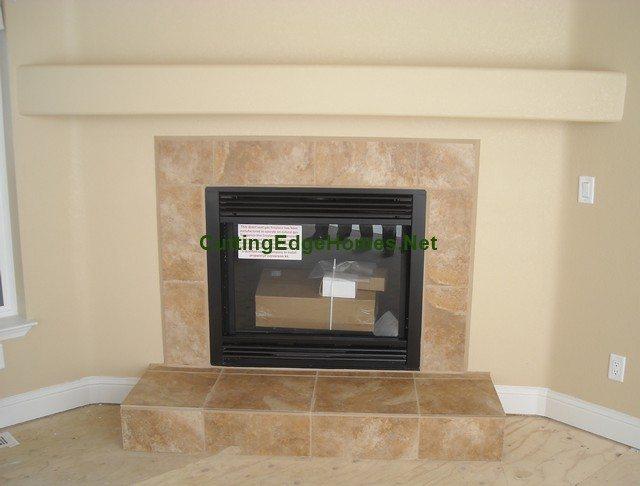 Optional Fireplace w/Surround