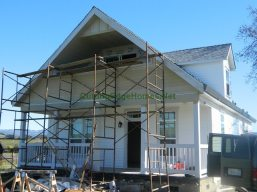 Progress 2013: Roof Finished