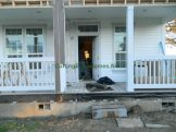 Progress 9: Porch