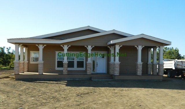 Cutting Edge Modular Home Interior Finished