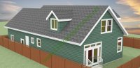 custom cape cod house plans