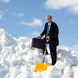 Don't let your business suffer from snow!