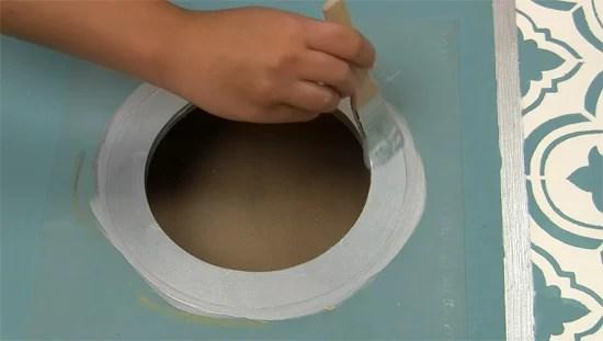 Customize A DIY Cornhole Board With A Stencil