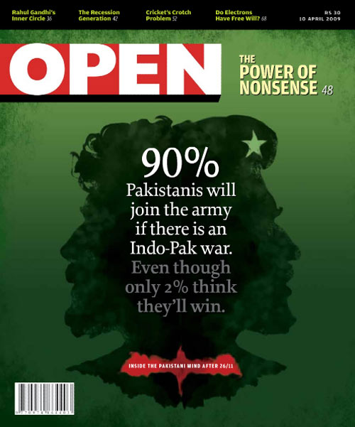 Open magazine inaugural issue cover