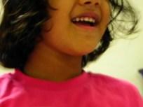 My niece, Tanvi Choudhury