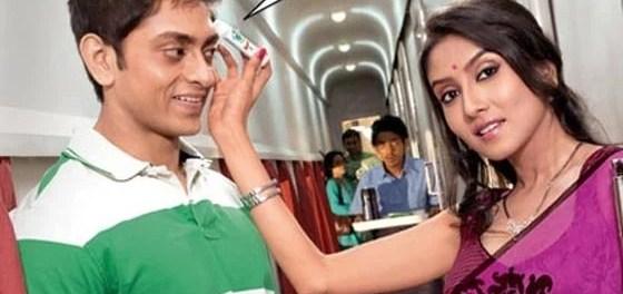 Amrutanjan Savita Bhabhi ad