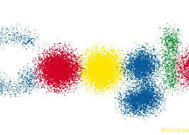 The Unofficial Google Holi Doodle