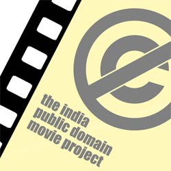 India Public Domain Movie Project logo