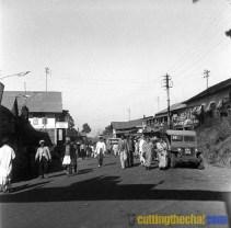 Jail Road, Shillong (1948)
