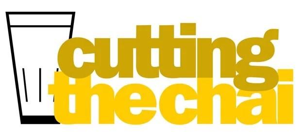 Cutting the Chai logo (2014)