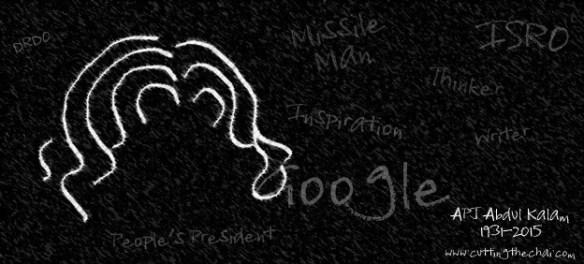 APJ Abdul Kalam: The unofficial Google doodle
