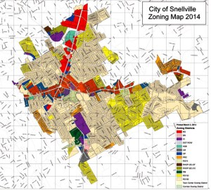 Snellville Zoning