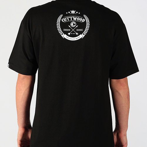 Cuttwood Crest Men's Tee