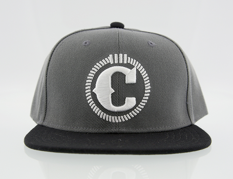 Cuttwood Grey Snapback