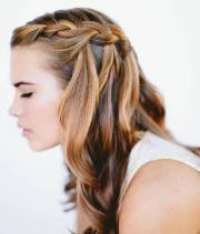 white hair braiding styles short