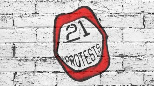 21 Protest