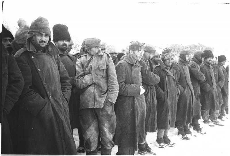 Image result for prizonieri români capturati in urss photos