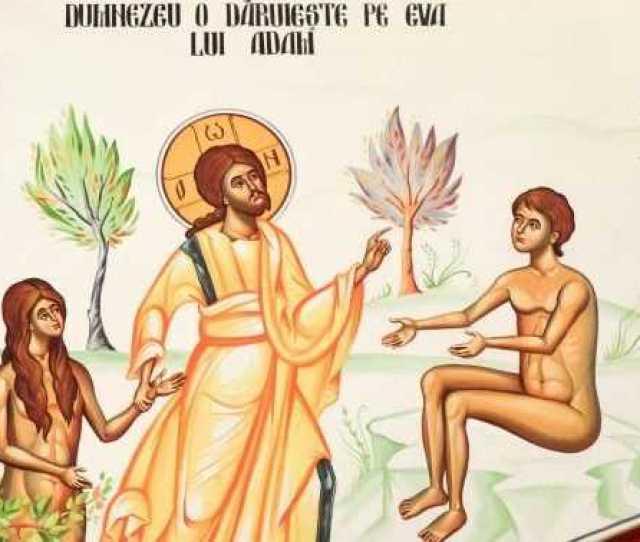 Adam Si Eva Au Fost Intr Adevar Invesmantati In Nemurirea Lui Dumnezeu Inainte De Cadere Manifestarea Acestei Nemuriri Era Lumina Cea Stralucitoare A